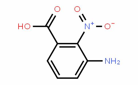 3-胺-2-硝苯甲酸