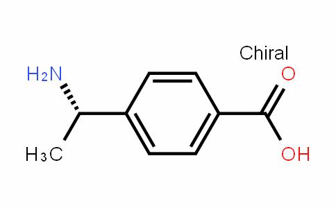 (S)-4-(1-Amino-ethyl)-benzoic acid