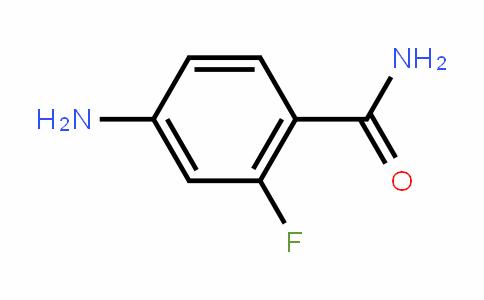 4-Amino-2-fluoro-benzamide