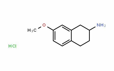 7-Methoxy-1,2,3,4-tetrahydro-naphthalen-2-ylamine hydrochloride