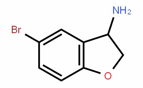 5-Bromo-2,3-dihydro-benzofuran-3-ylamine