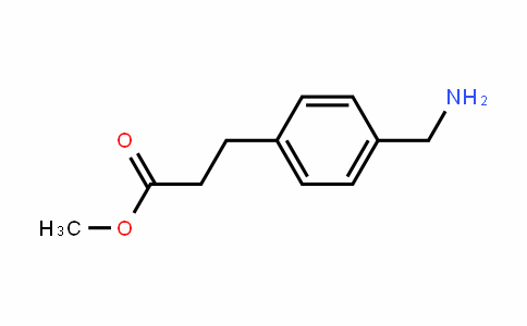3-(4-Aminomethyl-phenyl)-propionic acid methyl ester
