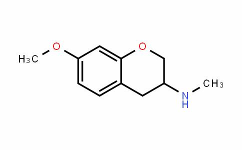 (7-Methoxy-chroman-3-yl)-methylamine