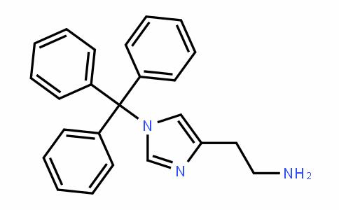 2-(1-Trityl-1H-imidazol-4-yl)-ethylamine