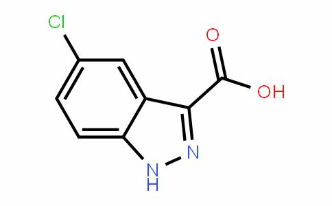 5-Chloro-1H-indazole-3-carboxylic acid