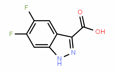 5,6-Difluoro-1H-indazole-3-carboxylic acid