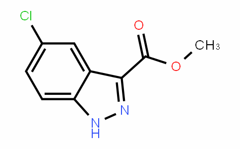 Methyl 5-chloro-1H-indazole-3-carboxylate