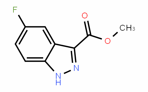 Methyl 5-fluoro-1H-indazole-3-carboxylate