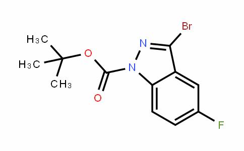 1-Boc-3-bromo-5-fluoro-indazole