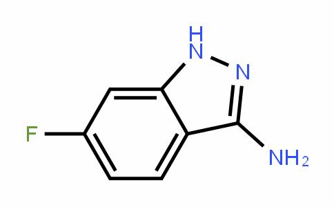 6-Fluoro-1H-indazol-3-ylamine