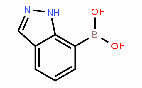1H-Indazole-7-boronic acid