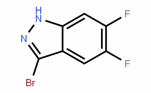 3-Bromo-5,6-difluoro-1H-indazole