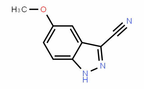 3-氰基-5-甲氧基-1H-吲唑