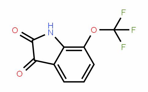 7-(三氟甲氧基)-1H-吲哚-2,3-二酮