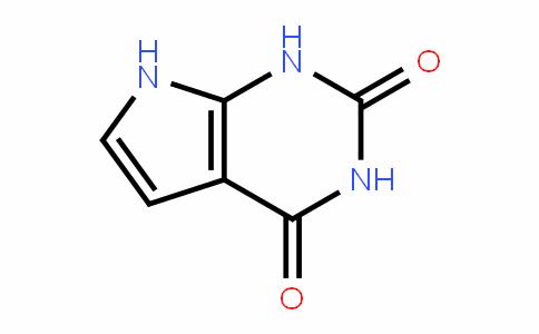 1,7-Dihydro-pyrrolo[2,3-d]pyrimidine-2,4-dione