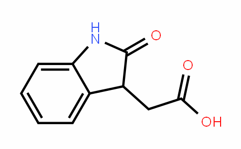 (2-Oxo-2,3-dihydro-1H-indol-3-yl)-acetic acid