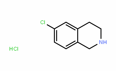 6-Chloro-1,2,3,4-tetrahydro-isoquinoline hydrochloride
