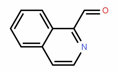 异喹啉-1-甲醛