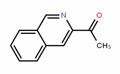 1-Isoquinolin-3-yl-ethanone