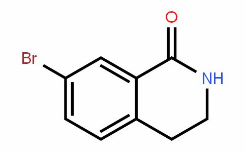 7-溴-3,4-二氢-2H-异喹啉-1-酮