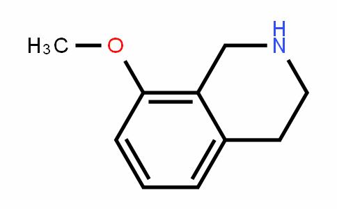 8-Methoxy-1,2,3,4-tetrahydro-isoquinoline