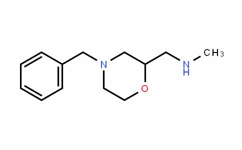 (4-Benzyl-morpholin-2-ylmethyl)-methyl-amine