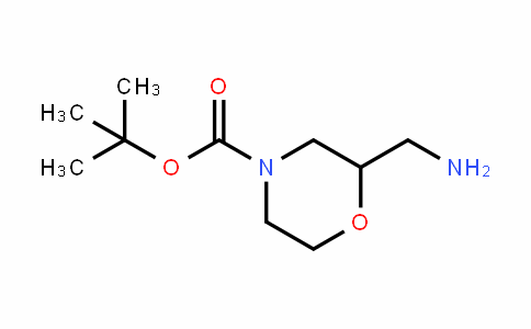 2-Aminomethyl-morpholine-4-carboxylic acid tert-butyl ester