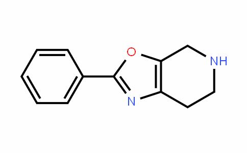 2-Phenyl-4,5,6,7-tetrahydro-oxazolo[5,4-c]pyridine