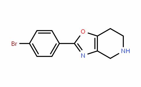 2-(4-Bromo-phenyl)-4,5,6,7-tetrahydro-oxazolo[4,5-c]pyridine