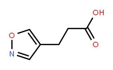 3-Isoxazol-4-yl-propionic acid