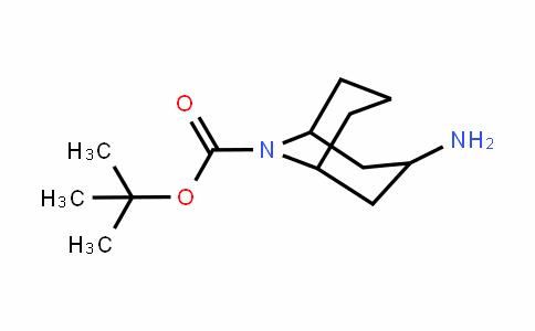 3-Amino-9-aza-bicyclo[3.3.1]nonane-9-carboxylic acid tert-butyl ester