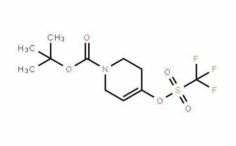 1-(tertbutoxycarbonyl)-1,2,3,6-tetrahydropyridin-4-yltrifluoromethanesulfonate