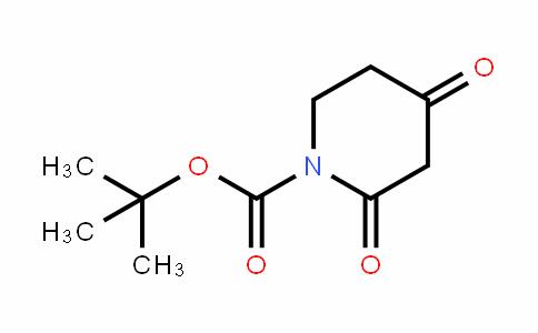 2,4-Dioxo-piperidine-1-carboxylic acid tert-butyl ester