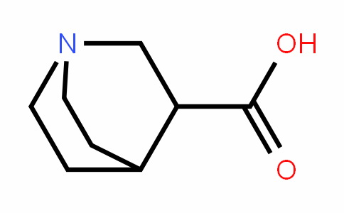 1-Aza-bicyclo[2.2.2]octane-3-carboxylic acid