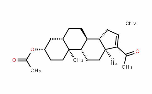 3BETA-ACETOXY-5ALPHA-PREGN-16-EN-20-ONE