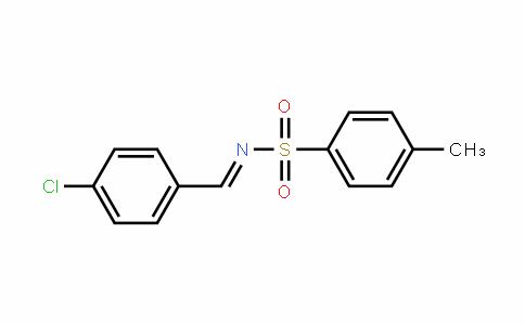 N-(4-CHLOROBENZYLIDENE)-4-METHYLBENZENESULFONAMIDE
