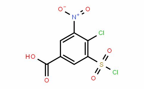 4-CHLORO-3-CHLOROSULFONYL-5-NITROBENZOIC ACID