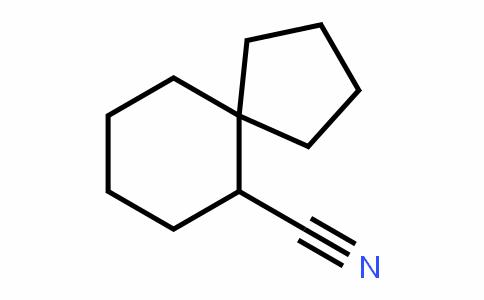 spiro[4.5]decane-10-carbonitrile