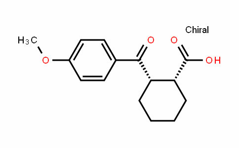 CIS-2-(4-METHOXYBENZOYL)CYCLOHEXANE-1-CARBOXYLIC ACID