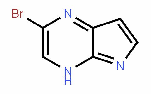 2-BROMO-4H-PYRROLO[2,3-B]PYRAZINE
