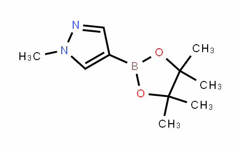 1-METHYL-4-(4,4,5,5-TETRAMETHYL-1,3,2-DIOXABOROLAN-2-YL)-1H-PYRAZOLE