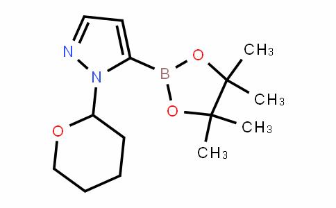 1-(2-TETRAHYDROPYRANYL)-1H-PYRAZOLE-5-BORONIC ACID PINACOL ESTER