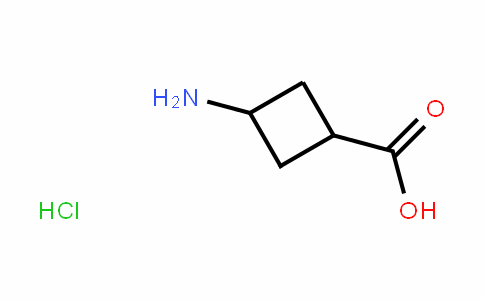 3-AMINOCYCLOBUTANE-1-CARBOXYLIC ACID HYDROCHLORIDE