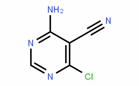 4-氨基-5-氰基-6-氯嘧啶