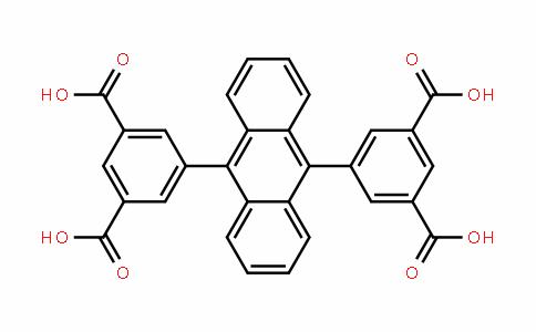 5,5'-(anthracene-9,10-diyl)diisophthalicacid