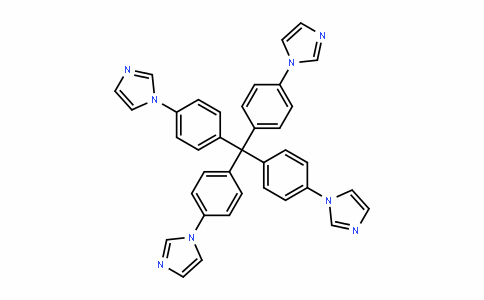 Tetrakis[4-(1-imidazolyl)phenyl]methane