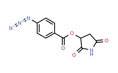 4-Azidobenzoyloxysuccinimide
