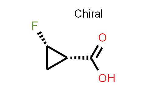 (1S,2S)-2-Fluorocyclopropanecarboxylic acid