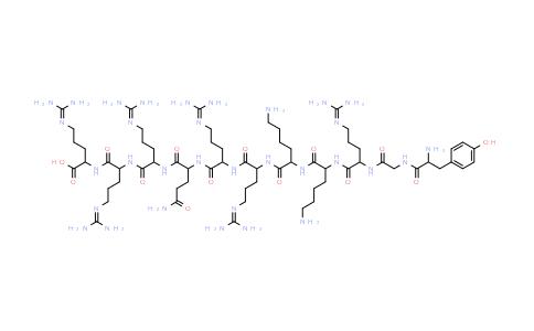 HIV-1 Tat Protein (47-57)