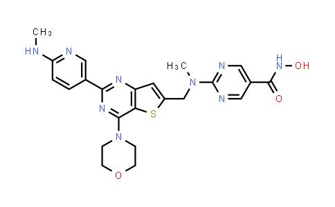 PI3Kalpha inhibitor 1